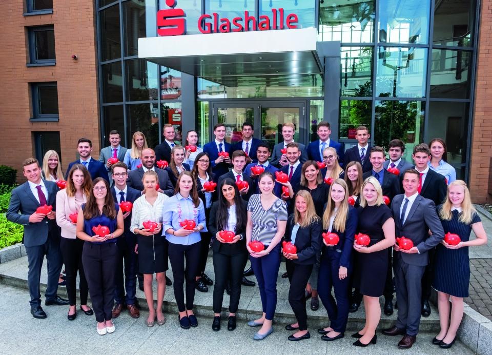 Ausbildung Bankkaufmann Bankkauffrau 2019 Sparkasse Hildesheim